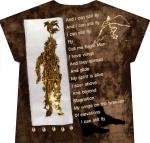 ancestors t shirt (back)