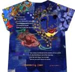 murmuring heart t shirt (front)